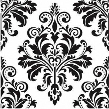 Plantilla Stencil ADAMASCADO 2 CADENCE 45x45 cm.