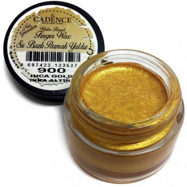 Oro en crema Finger Wax Cadence ORO INCA 20ml.