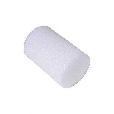 Recambio rodillo fino esponja 5 cm.