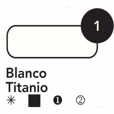 Titán Goya Blanco Titanio nº 1, 60 cc.