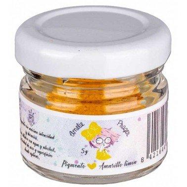 Pigmento Amarillo limón Amelie Orita 5 gr.