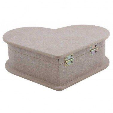 Caja Corazón DM CADENCE 23x23x7.5 cm.