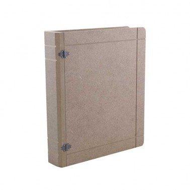 Caja Libro grande DM CADENCE 31x26x5.5 cm.