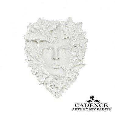 Mascara Acanto de Resina CADENCE 10.5 x 8.5 cm.