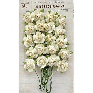 Flores de papel Boutique elements - CATALINA CHARM.