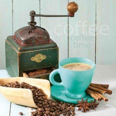 Servilletas para decoupage Fresh Roasted Coffee 33 X 33 cm.