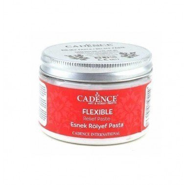 Pasta de Relieve FLEXIBLE Cadence 150 ml.