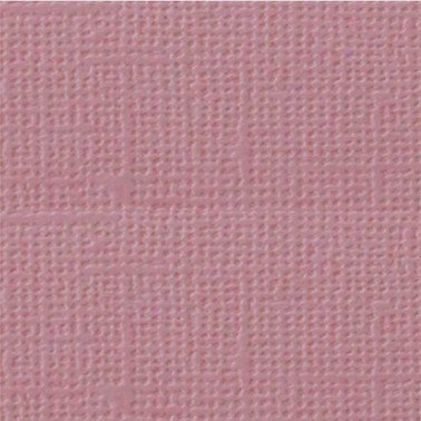 "Cartulina textura lienzo ROSA PASTEL 12x12"" 216 gr."