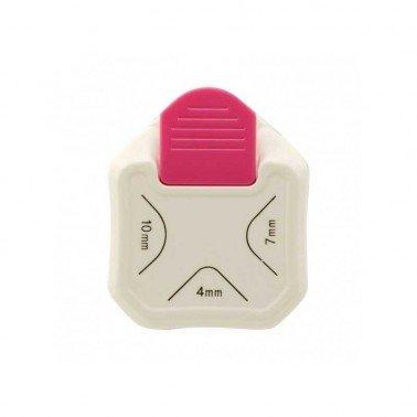 Troqueladora/ perforadora VAESSEN Corner Punch 3 en1.