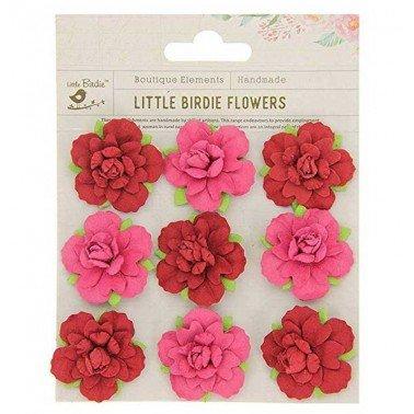 Flores de papel Boutique elements - VINCY CANDY MIX.