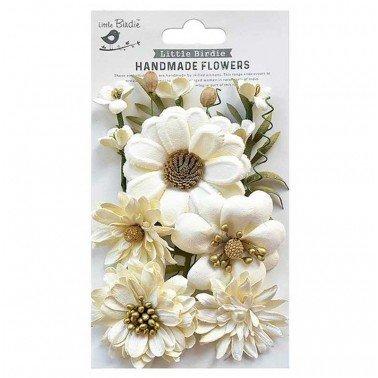 Flores de papel Boutique elements - HELEEN AMOR MIO.