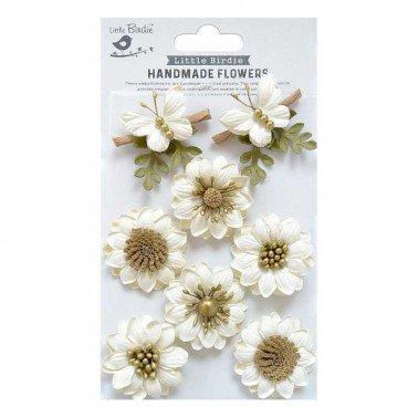 Flores de papel Boutique elements - ARCADIA AMOR MIO.