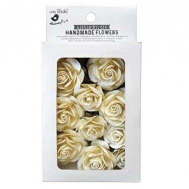 Flores de papel Boutique elements - WHITNEY AMOR MIO.