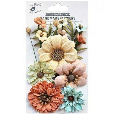 Flores de papel Handmade Flowers - HELEEN WOODLAND STORIES.