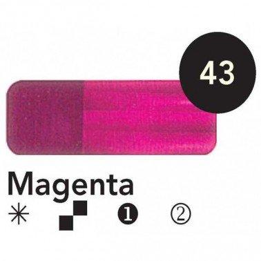 Titán Goya Magenta nº 43, 20 cc.