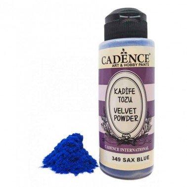 Velvet Powder AZUL SAX Cadence 120 ml.