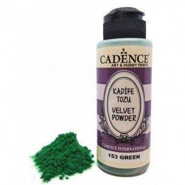 Velvet Powder VERDE Cadence 120 ml.