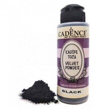 Velvet Powder NEGRO Cadence 120 ml.