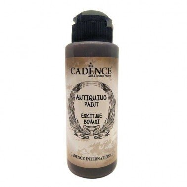 Antiquing Paint ROJO OSCURO Cadence 120ml.