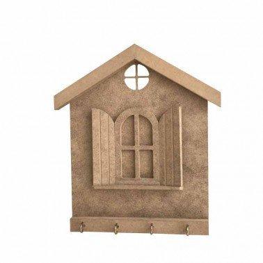 Casa Colgador Ventana DM CADENCE 27x20.5x2.5cm