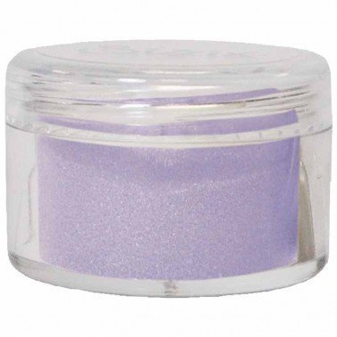 Embossing powder opaque Sizzix - LAVENDER DUS 12gr.