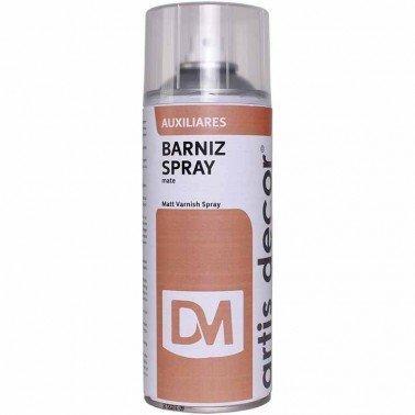 Barniz Spray mate Artis Decor, 400 ml.