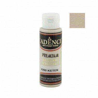 Pintura Acrilica Premium LINEN Cadence 70ml
