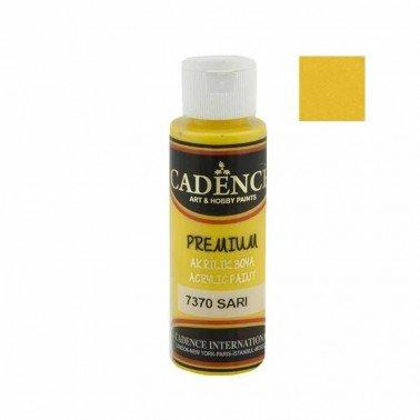 Pintura Acrilica Premium YELLOW Cadence 70ml