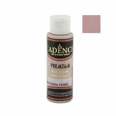 Pintura Acrilica Premium POWDER PINK Cadence 70ml