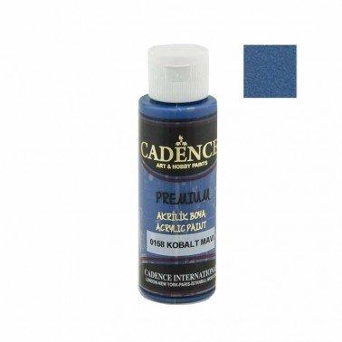 Pintura Acrilica Premium COBALT BLUE Cadence 70ml
