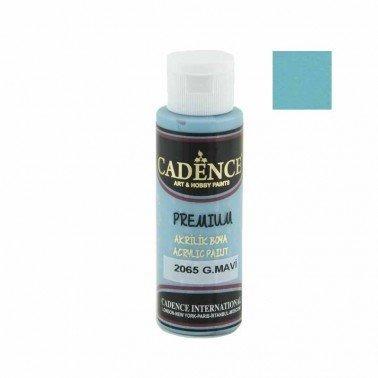 Pintura Acrilica Premium AZURE BLUE Cadence 70ml