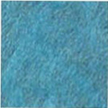 Papel de arroz liso color azul turquesa II.