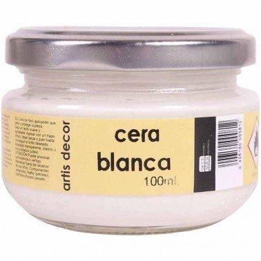 Cera blanca ARTIS DECOR 100 ml.