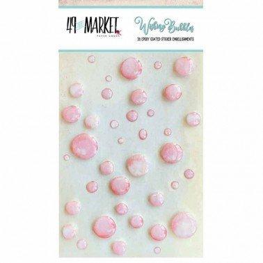 Adornos adhesivos Wishing Bubbles Taffy 49&MARKET