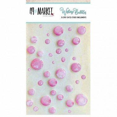 Adornos adhesivos Wishing Bubbles Bubblegum 49&MARKET
