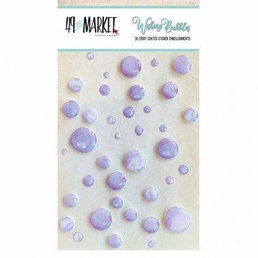 Adornos adhesivos Wishing Bubbles Grape Soda 49&MARKET