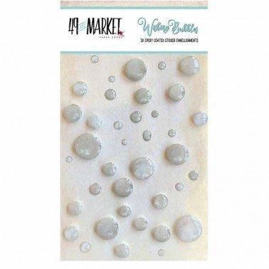 Adornos adhesivos Wishing Bubbles Soda Pop 49&MARKET