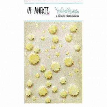 Adornos adhesivos Wishing Bubbles Fizz 49&MARKET