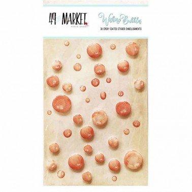 Adornos adhesivos Wishing Bubbles Crush 49&MARKET