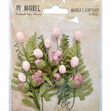 Flores de Papel Mauras Vineyard Rosé 49&MARKET