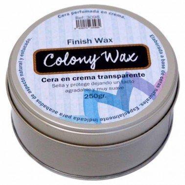Cera en crema transparente Colony Wax 250gr.