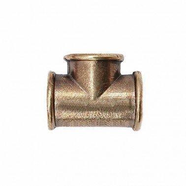 Apliques metálico MitFORM Codo T 17x14,2 mm.
