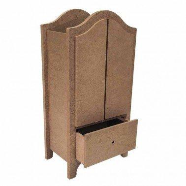 Mini Armario cajón DM CADENCE 30,5x15x10cm