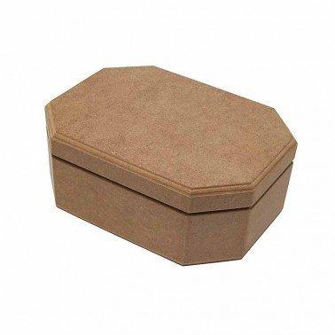 Caja Geométrica DM CADENCE 21x15x7cm