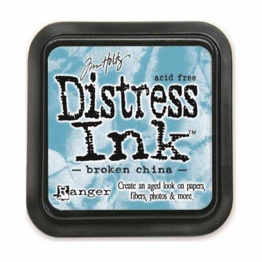 Tinta Distress INK Broken China.