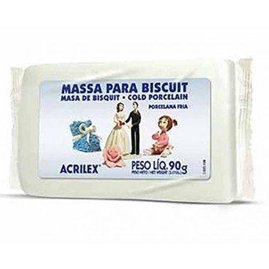 Pasta porcelana fria ACRILEX – NATURAL Nº987, 90 gr.