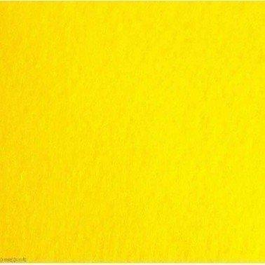 "Cartulina textura lienzo AMARILLO SOL 12x12"" 216 gr."