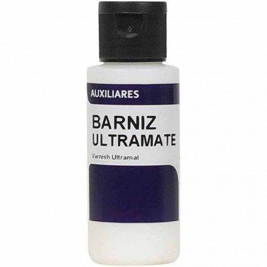 Barniz ultramate  Artis Decor 60 ml. para pintura mate.
