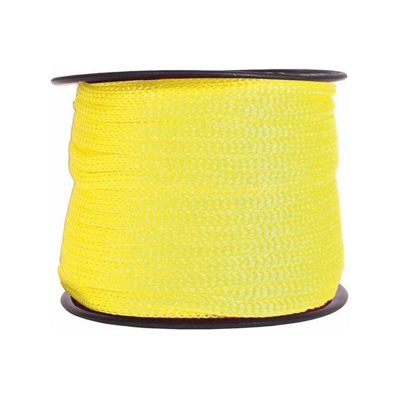 Cordón cadeneta Amarillo 1 metro.