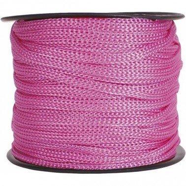 Cordón cadeneta Fucsia 1 metro.